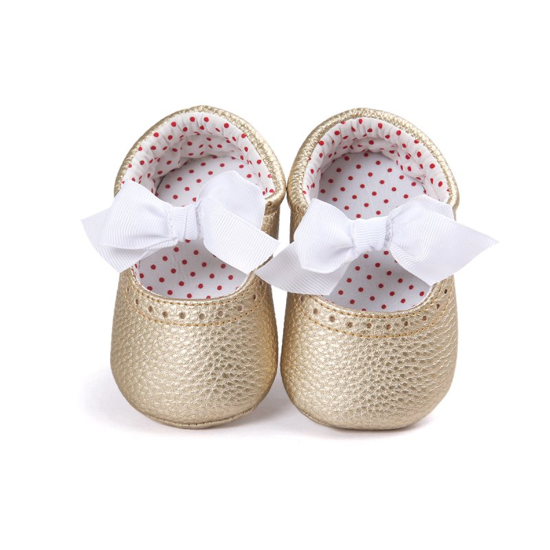 Newborn Baby Moccasin Babies Shoes Soft Bottom PU Leather Toddler Infant First Walkers Boots J2