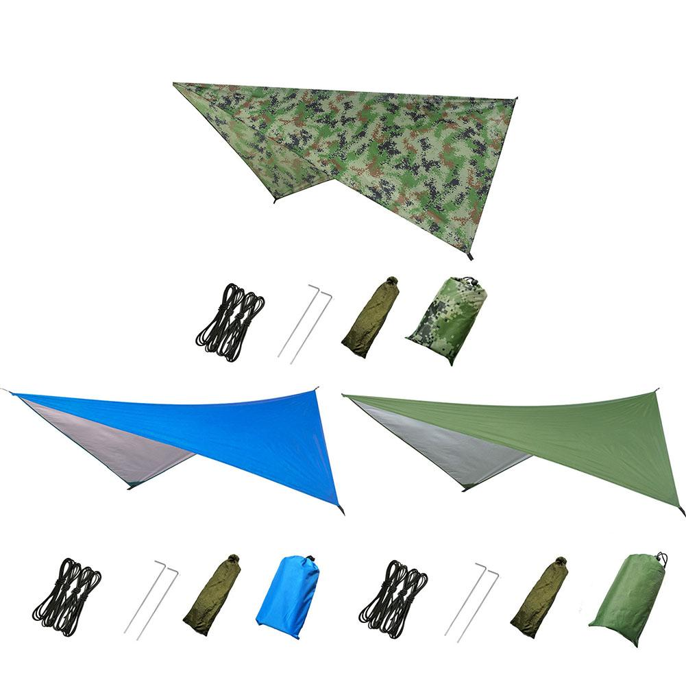 New Outdoor Multi-Function Tent Canopy Waterproof Sunscreen Outdoor Tents Sunshade Beach Camping Supplies Portable Wholesale