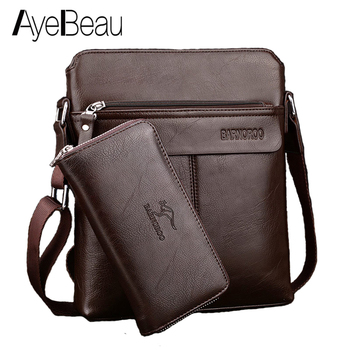 e689a2caaa1c4 Portátil mano de negocios Oficina de Trabajo hombre mensajero bolsa hombres  maletín documento bolso cartera útil