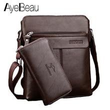 Portable Business Hand Work Office Male Messenger Bag Men Br