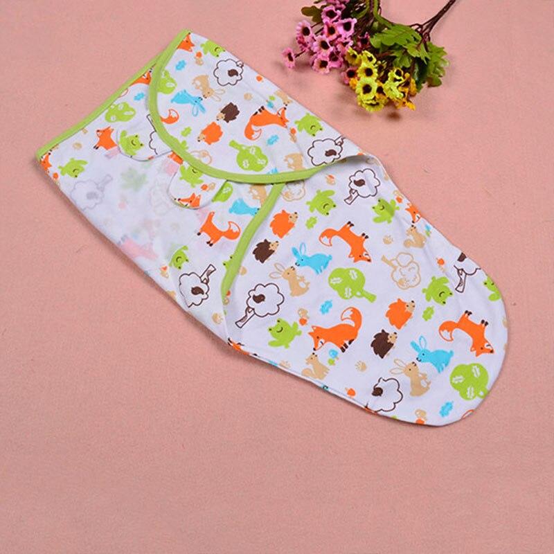 diapers Swaddle envelope Sleep bag Sleepsack summer organic cotton infant newborn thin baby wrap