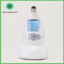цена на White Pro 2 Diamond Heads + High Quality Microdermabrasion System Dermabrasion Machine Portable V Face Massage Skin Care Tool
