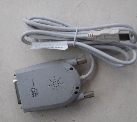 1 pièces 82357B nouveau dans la boîte 82357B USB-GPIB USB/GPIB Interface haute vitesse USB 2.0