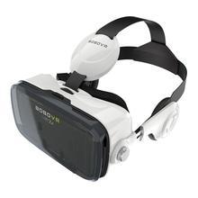 Xiaozhai BOBOVR Z4 3DจริงเสมือนVRแว่นตาส่วนตัวโรงละครสำหรับ3.5-6.0นิ้วโทรศัพท์มือถือที่สมจริงเกมวิดีโอ120