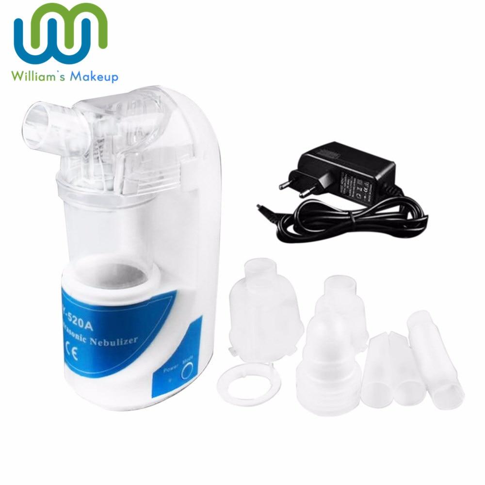 Strumento di Bellezza Spruzzo Aromaterapia ad ultrasuoni Atomizzatore MY-520A Piroscafo Palmare Portatile Mini Asma Inalatore Nebulizzatore Spina di UE