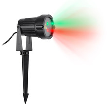 Christmas Laser Light Star Outdoor Garden Decoration Waterproof IP65 laser Projector Red Green Static Xmas Holiday Tree Lighting