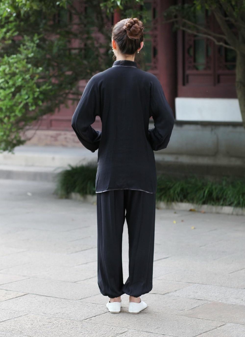 Kung beige Taiji Chinese Uniform Cotton Story Sale Red Women blue Wushu Art Fu Suit 100 Chi Tai white black Clothing New Shanghai ZqIpwx1x