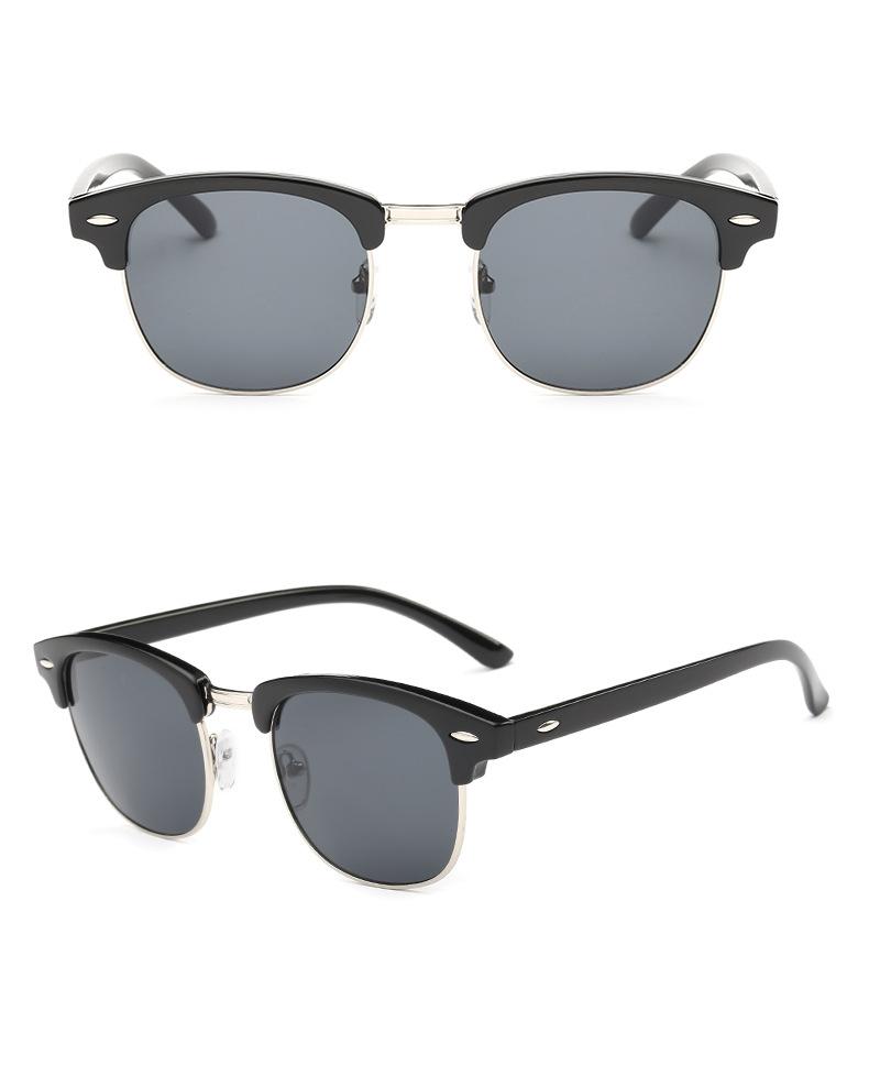 Luxury Square Men Sunglasses Women Brand Designer 2017 Retro Vintage Sun Glasses For Women Men Male Lady Female Sunglass Mirror (12)
