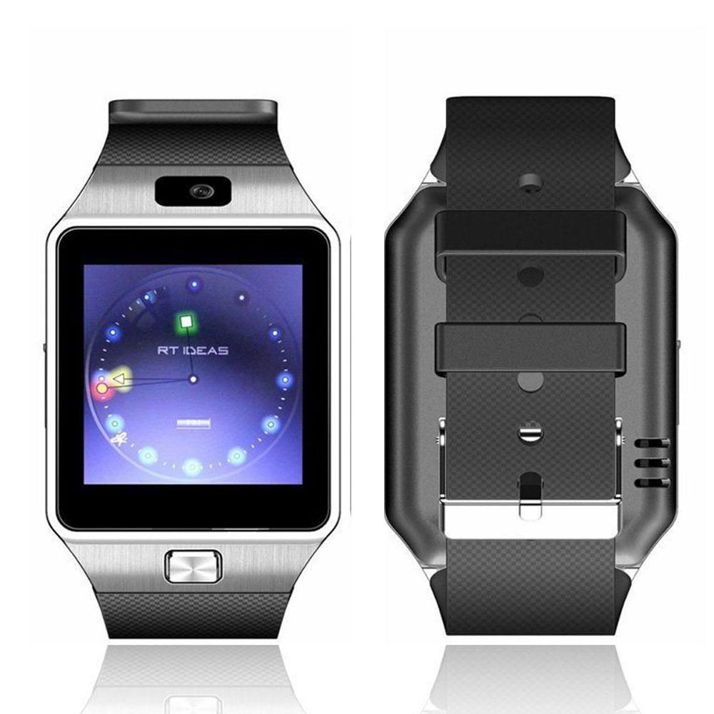 Dropshipping DZ09 Smart Watch Electronics Wristwatch For Xiaomi Samsung Phone An