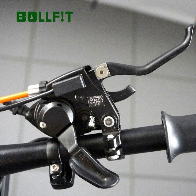 BOLLFIT Ebike הידראולי בלם חיישן בלם משותף חיישן חלקי Ebike כוח מנותק בלם כבל המרה דואר אופניים ערכת