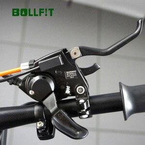 Image 1 - BOLLFIT Ebike czujnik hamulca hydraulicznego wspólne czujnik hamulca do Ebike odcięcie zasilania off kabel hamulcowy dla E zestaw do konwersji roweru