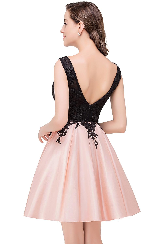 Vestidos De Damas Color Rosa Palo Ken Chad Consulting Ltd