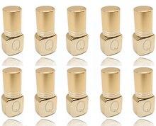 Glesum 2019 Nouvelle Arrivée Forte 0.5s Sec Noir/Transparent Extension De Cils Maquillage Colle 10 Bouteilles Sans Latex Bas Irriter