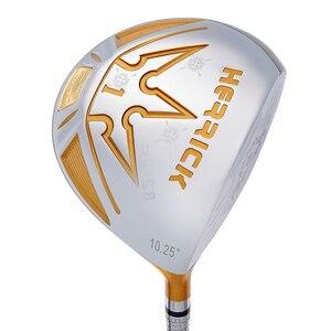 Image 2 - Ücretsiz kargo Herrick golf ahşap kulübü sürücüsü erkekler righthanded SR R 10.25/S yüksek ribaund artan 30 metre 2016 yeni