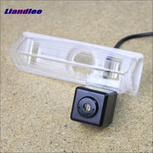 цена на Liandlee For Toyota Prius 2001~2003 Car Lamp Prevent Rear-end Warning Laser Light Haze Rain Fog Snow Lights