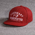 2015 Real Rushed Adult Unisex Novelty Print Adjustable Cotton One Size Snapback Caps Cap And Hat In Winter Hip Hop Cap.