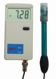 Aquarium Portbale pH meter 0~14.00pH Resolution:0.01 ATC Free shipping wholesale and retail