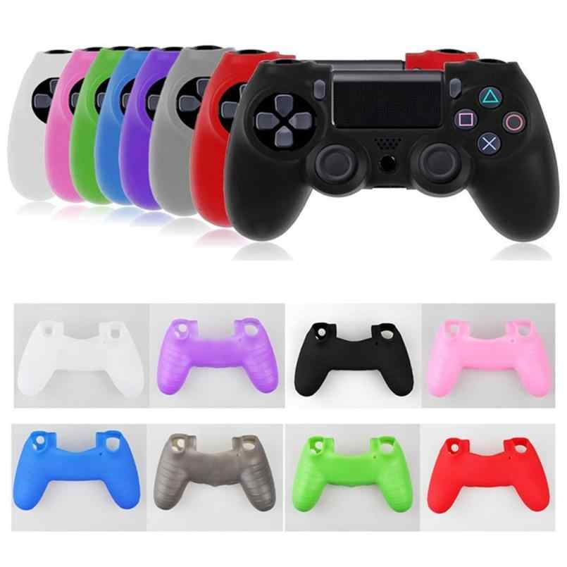 Funda de silicona suave de alta calidad para mando de Playstation PS4 joystickdrop shopping