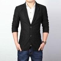 Men S Suit Jacket Men Blazer Cultivating Cotton Men S Leisure Causal Blazer Suits Tide Of