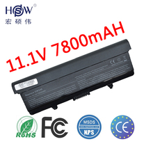 9CELL 7800MAH Laptop Battery FOR Dell GW240 297 M911G RN873 RU586 XR693 for Dell Inspiron 1525 1526 1545 x284g laptop notebook silver bottom base case wp015 0wp015 housing assembly for dell inspiron 1525 1526 b grade