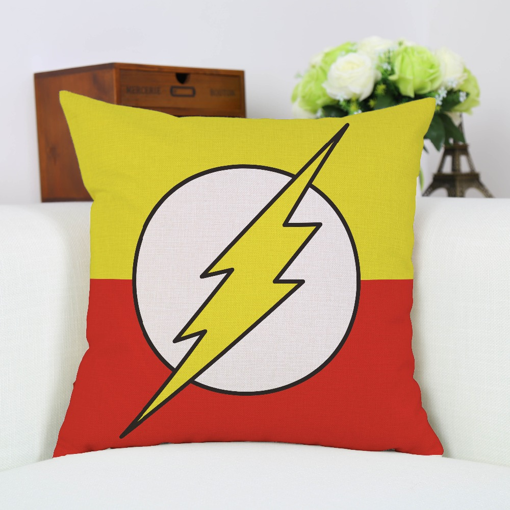 Favorit Chiledren's Awesome Linen Avengers Superhero Batman Superman Captain America Sarung Bantal Kursi Sofa Kursi Sarung Bantal
