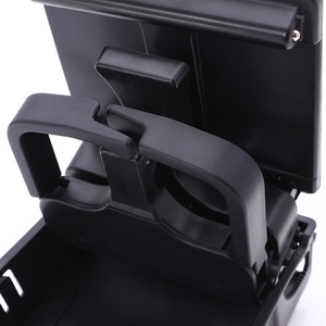 Image 5 - Novo console central apoio de braço traseiro copo titular bebida para vw jetta mk5 5 golf mk6 6 mkvi 1k0 862 532 c