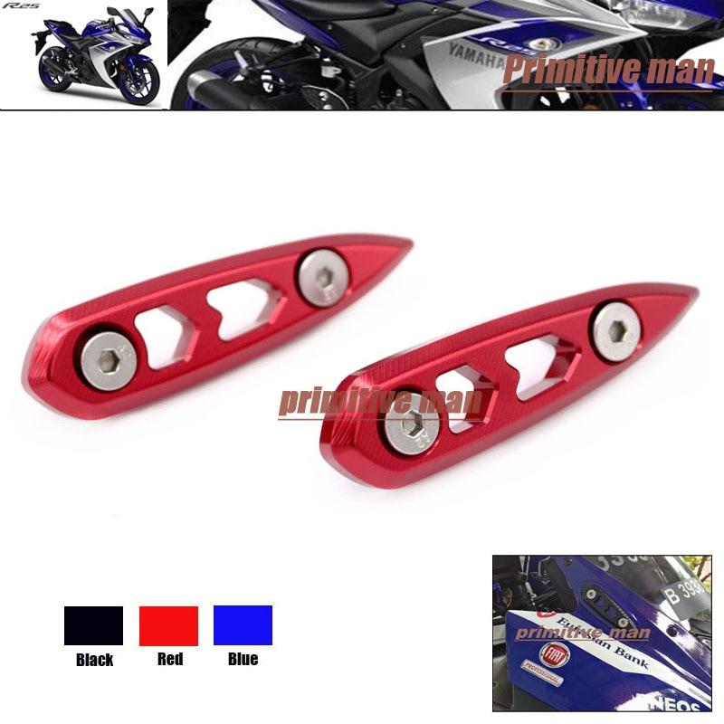 Para yamaha yzf r25 yzfr25 yzf-r25 yzf-r3 yzfr3 yzf r3 accesorios de la motocicl