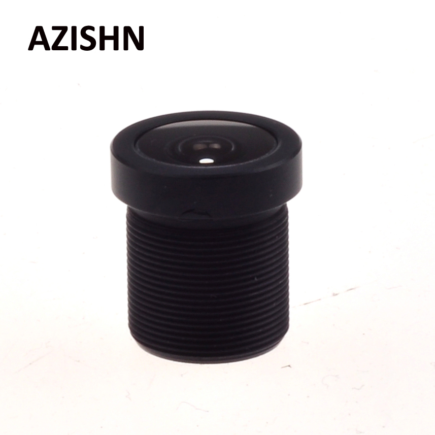 Wholesale CCTV LENS 1/3 2.1mm 150 Degree Wide Angle Cctv Camera Lens Surveillance Lens  For CCTV Camera Security Camera