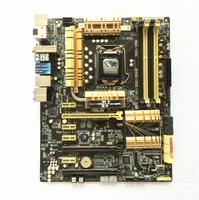 Original Z87 DELUXE Desktop Motherboard Z87 Socket LGA 1150 i7 i5 i3 DDR3 32G SATA3 USB3.0 ATXmotherboard used 90%new