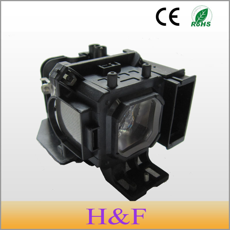 Free Shipping NP05LP Compatible Replacement Projector Lamp Uhp Light With Housing For NEC NP905 VT700 VT800 Proyector Luz Lambai free shipping original projector lamp with housing lh02lp for nec lt180