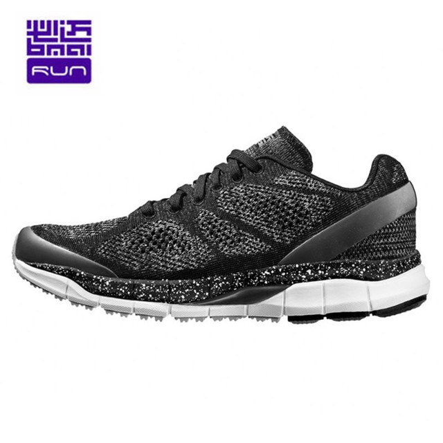 Bmai men's Professional running shoes Breathable mesh sports breathable shock absorption Sneakers 10 km running shoes XRCA001