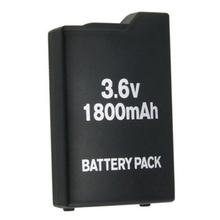 GTF Details about  New 3.6V 1800mah Rechargeable Replace Battery for Electronic PSP-110 PSP-1001 PSP 1000