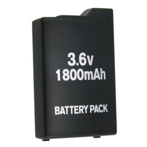 New 3.6V 1800mah game machine battery Rechargeable Replace Battery for Electronic PSP-110 PSP-1001 PSP 1000(China)