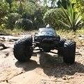 NOVA 2.4G Escala 1:12 4CH RC Carro Supersônico Explorer Monstro com 2-Roda Impulsionada Elétrica Brinquedo Do Carro de Corrida Truggy RC Crawler