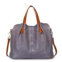新しいファッションハンドバッグ女性の本革ハンドバッグ女
