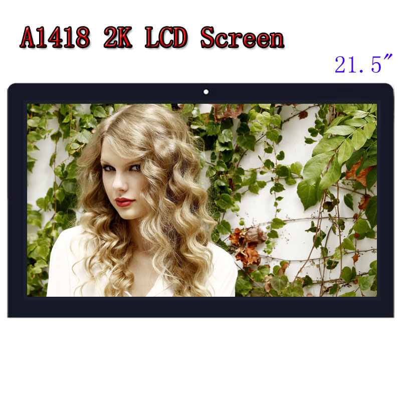 Original NEW For iMac 21.5 A1418 2K LCD screen assembly LM215WF3 SDD1 SD D1 D2 D3 D4 D5 MD093 MD094 ME086 ME087 all in one PC