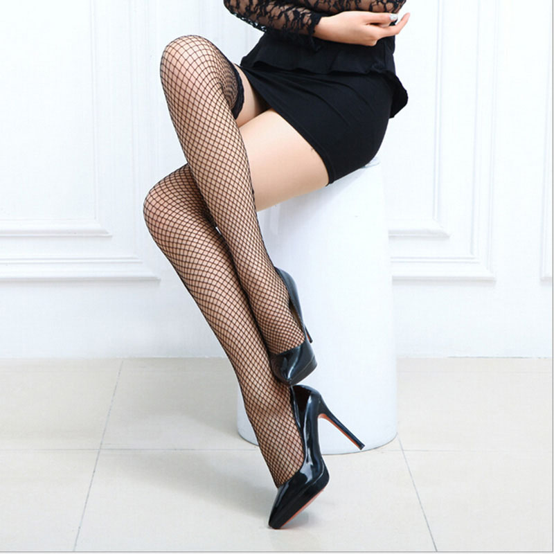 Popular plus size thigh high socks buy cheap plus size for Best place to buy stockings