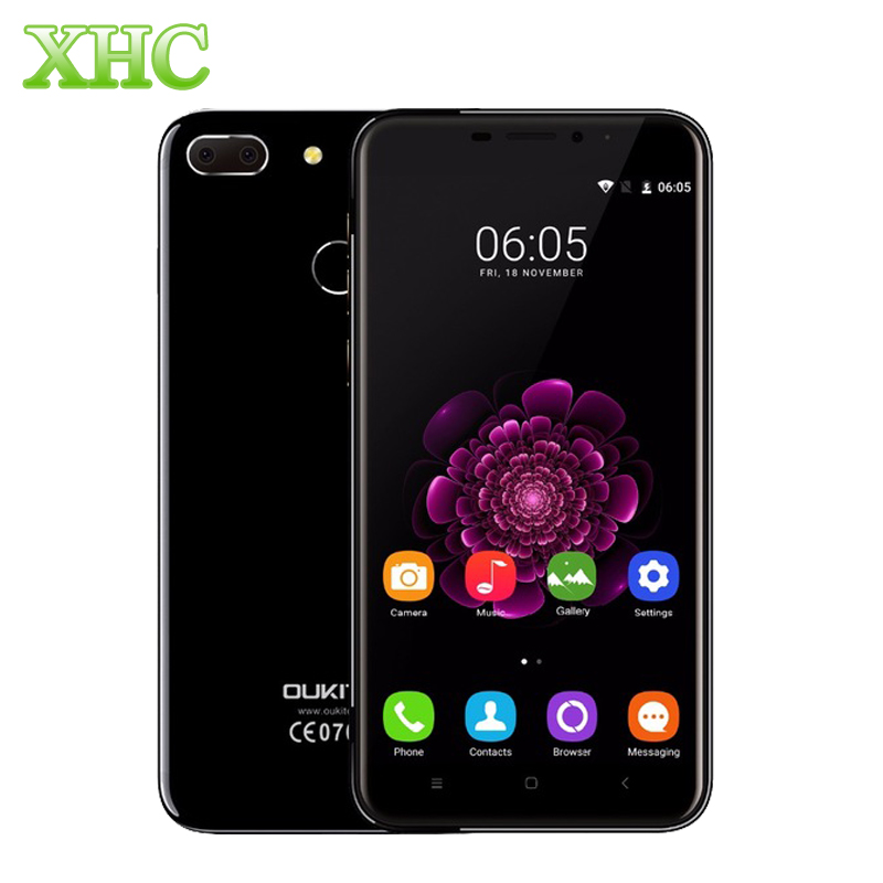OUKITEL U20 Plus 16GB 2GB LTE 4G Dual Rear 13MP Cameras 5 5 2 5D FHD