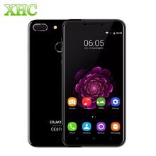 OUKITEL U20 Plus 16GB LTE 4G Smartphone Dual Rear 13MP 5.5inch 2.5D FHD Android 6.0 MTK6737T Quad Core 3300mAh Mobile Cell Phone