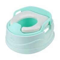 Babyyuga 3 in 1 Multifunction Children Baby Potty Training Toilet Potties & PU Soft Cushion Toilet Seat Urinal Training Penico