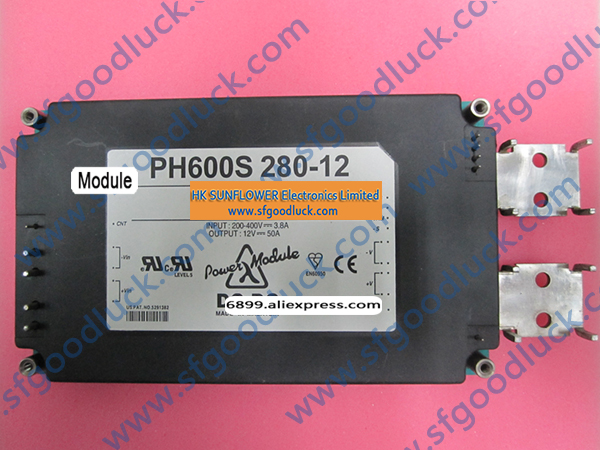 Humble Ph600s280-12 Power Module Conv D-d 12v 600w 50a Electronic Components & Supplies Electronic Accessories & Supplies