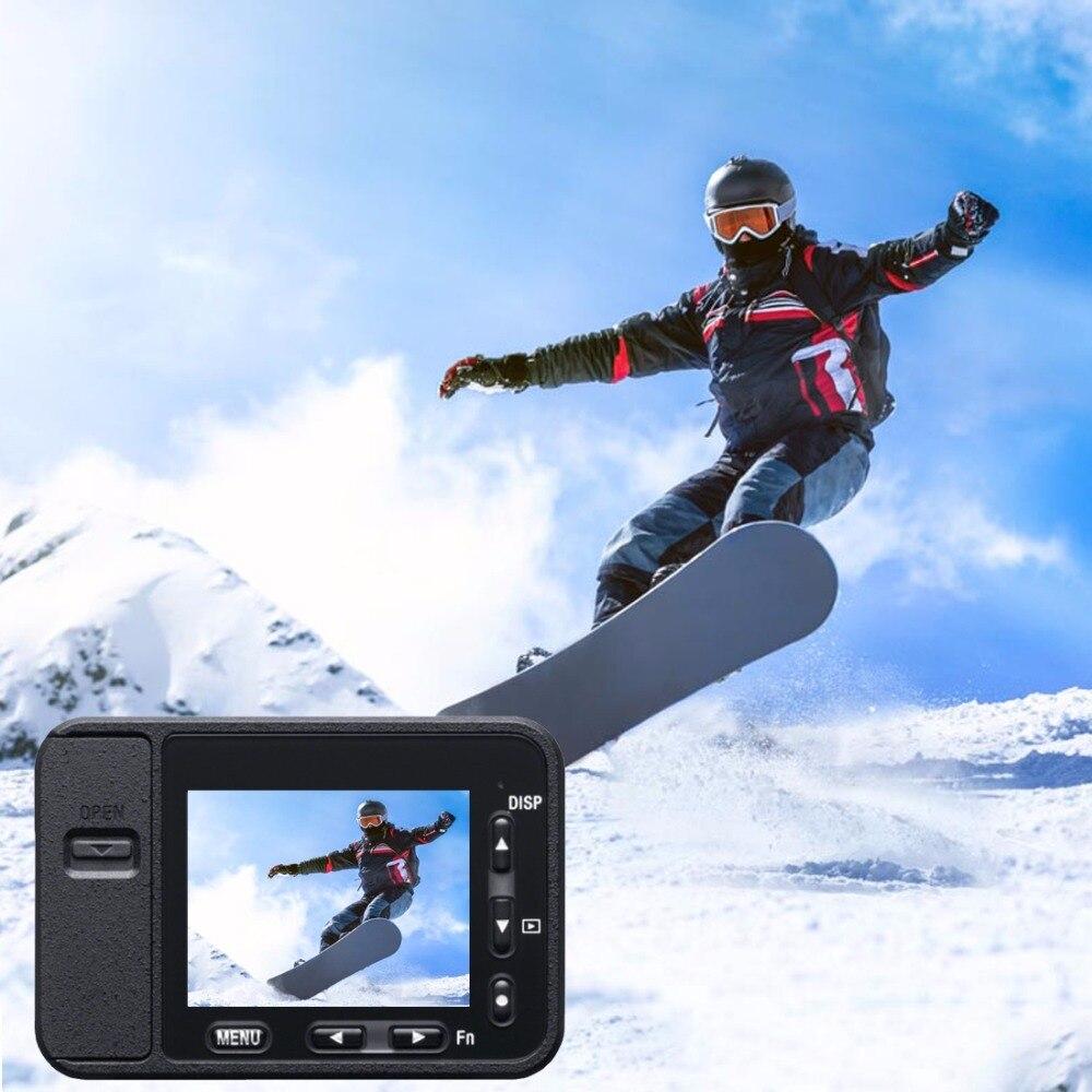 PULUZ Panel Frontal De Aleación De Aluminio Con Lente Uv De 37mm /& Kit De Sombrilla Para Sony RX0