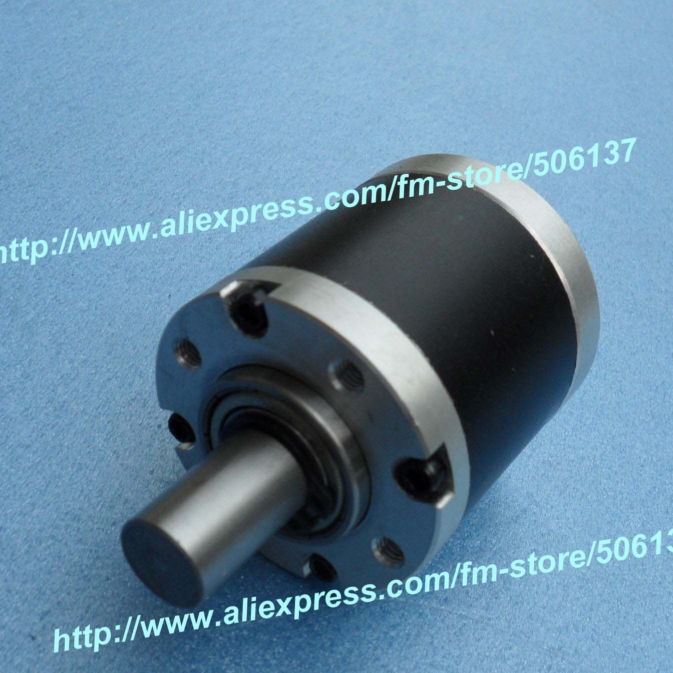 55mm Micro Planetary Speed Reducer , GP55-0 planetary gearbox 42mm micro planetary speed reducer gp42 0 planetary gearbox