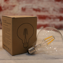 Led bulb e27 led lamp AC220v retro edison filament light g125 power led energy saving lamp replace incandescent bulb for home стоимость