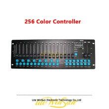 256 Controlador de Cor RGBW DMX 192 Canais Efeitos 48RGB 64 Efeito Disco DJ Stage Luz DMX Controlador