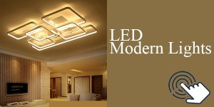 LED Modern Lights
