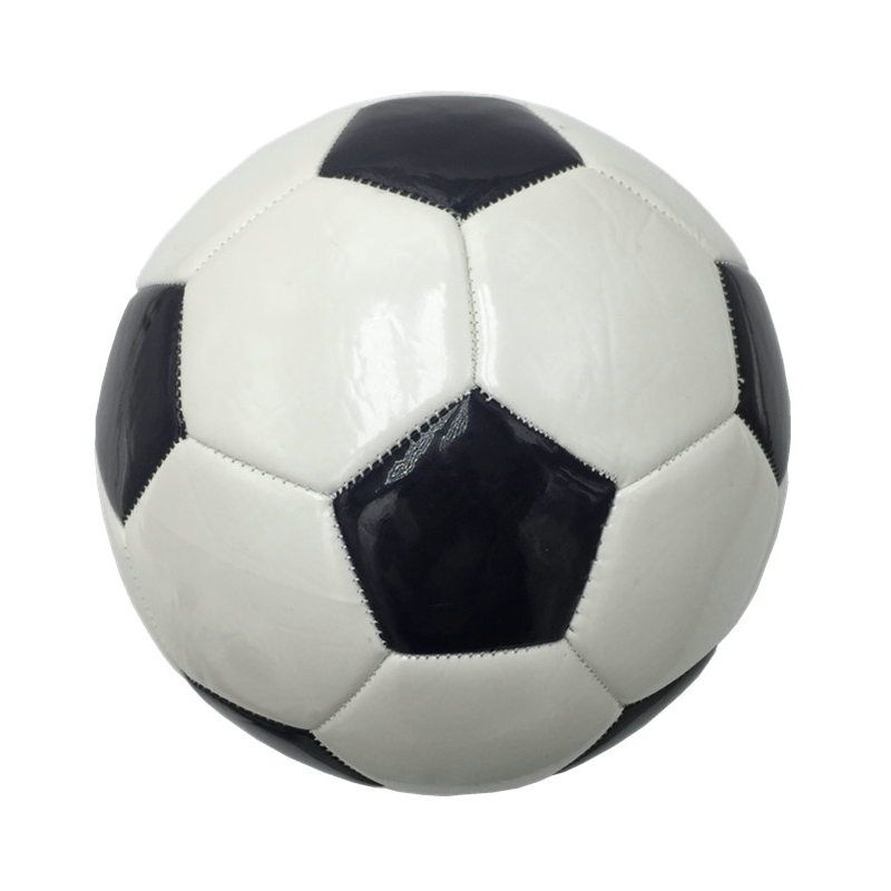 PVC Soccer Ball font b Football b font Ball Primary Secondary School Students Outdoor Sports Match