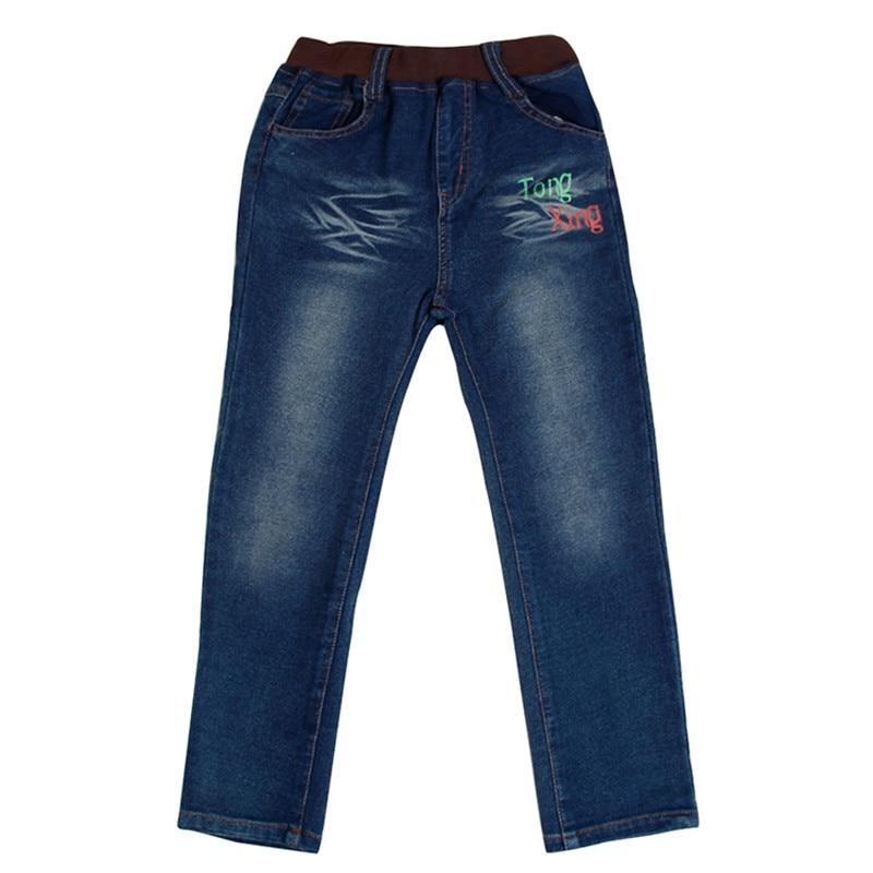 novatx B6009 fashion cowboy jeans baby boys clothes kids boy casual handsome pants 5-13y boy design nova wear for 2018 arrival