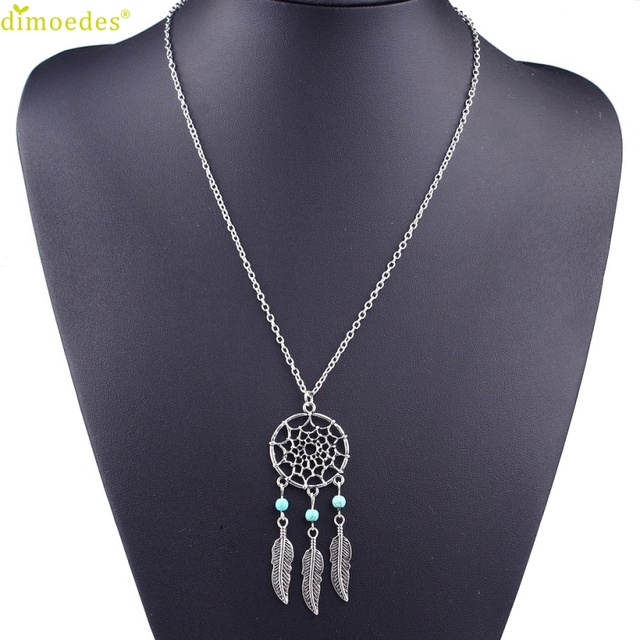 Diomedes Newest Creative Fashion Statement Necklace Women Retro Jewelry Dream Ca