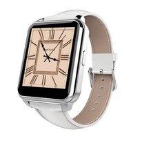 Neueste Heiße Edelstahl Smartwatch F2Waterproof Bluetooth Smart Uhren Wasserdichte 1.3MP Kamera-unterstützung Telefon-anruf-sim TF Pe